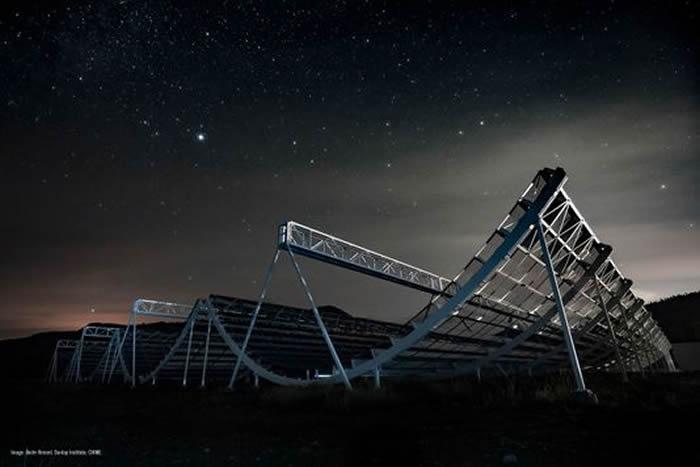 应该有外星人!加拿大天文学家收到来自15亿光年太空深处不断爆发传送的无线电讯号