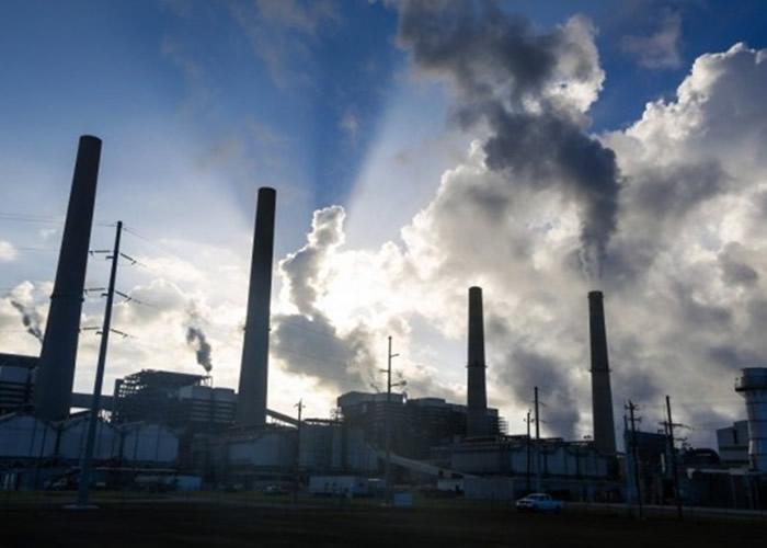 美国制造业发展蓬勃,为碳排放量增幅原因之一。