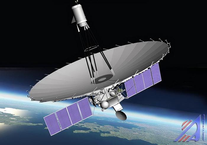 俄罗斯部分失去对本国唯一太空电波望远镜Spectr-R的控制