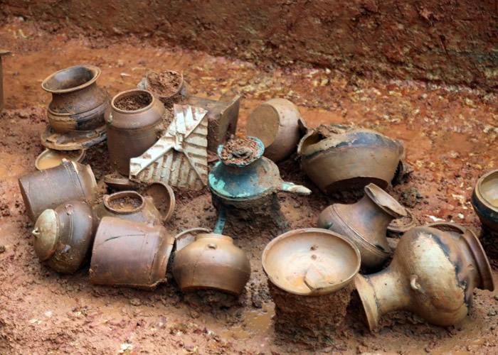 墓葬年代遍及从西汉至明清时期。
