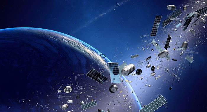 """""""俄罗斯航天""""国家集团公司:宇宙空间有60-70万件大于1厘米的太空垃圾"""