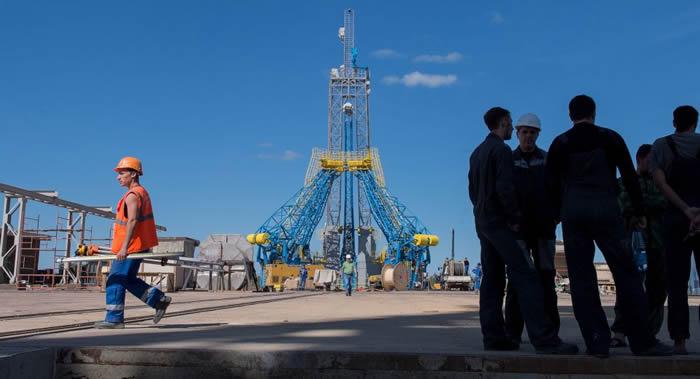 俄罗斯在太空发射数量上降至世界第三位
