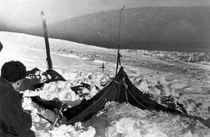 """佳特洛夫事件:""""强大未知力量""""让9名苏联登山客惨死"""
