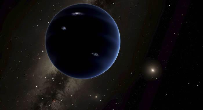天文学家首次在太阳系边缘发现行星胚胎
