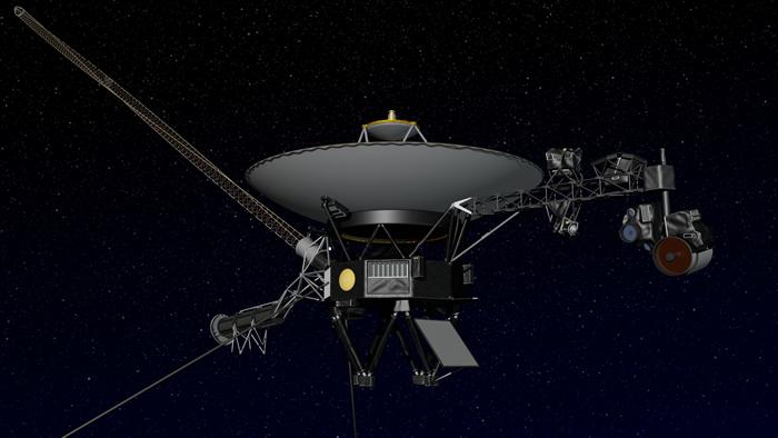 """航海家计划""""地球金唱片""""飞出太阳系最边疆 为人类留下永恒证据"""