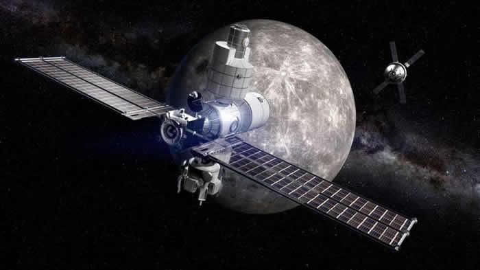 俄罗斯国家航天集团:或将建造不止一座月球轨道空间站