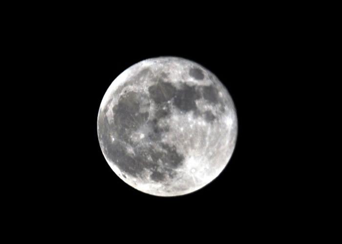 """元宵节将出现今年最大、最圆的""""超级月亮"""""""
