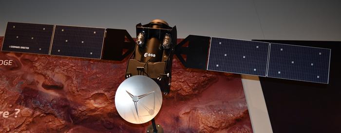 """""""ExoMars –TGO""""探测器在火星表面发现几处""""大量的水冰储备"""""""