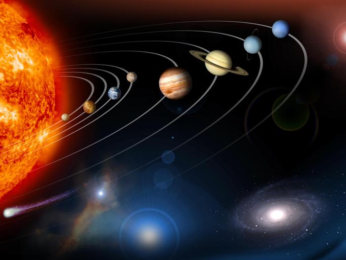 太阳灭亡时太阳系将会怎样?