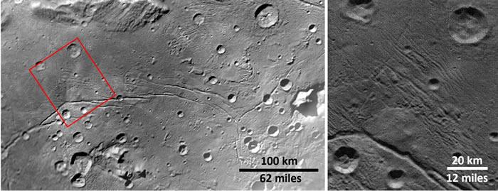 冥王星和冥卫一的远古疤痕揭示柯伊伯带小型天体的缺乏