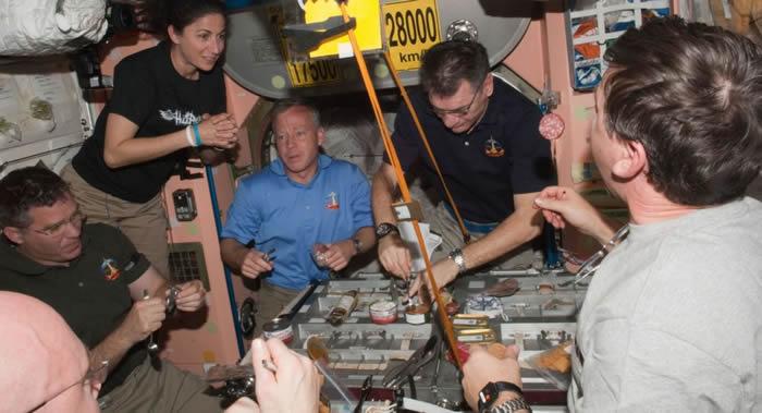 """""""进步MS-11""""货运飞船将会把大蒜及燕麦片、奶酪送到国际空间站"""