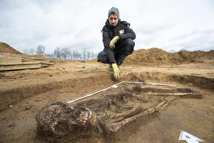 德国巴伐利亚发现生活在新石器时代的6500岁年