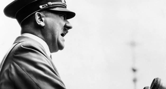 德国出版的第三帝国军官埃功•奥伦豪尔日记上面标注着希特勒藏宝地点
