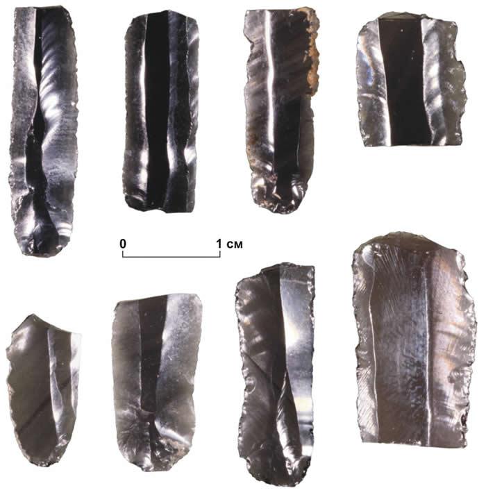 北极高纬度地区的若霍夫古人类存在货物交换