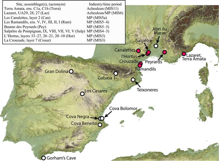 尼安德特人曾在欧洲西部狩猎兔子