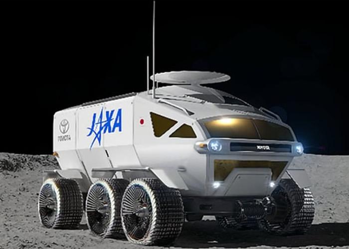 月球车一般情况下可坐两人。
