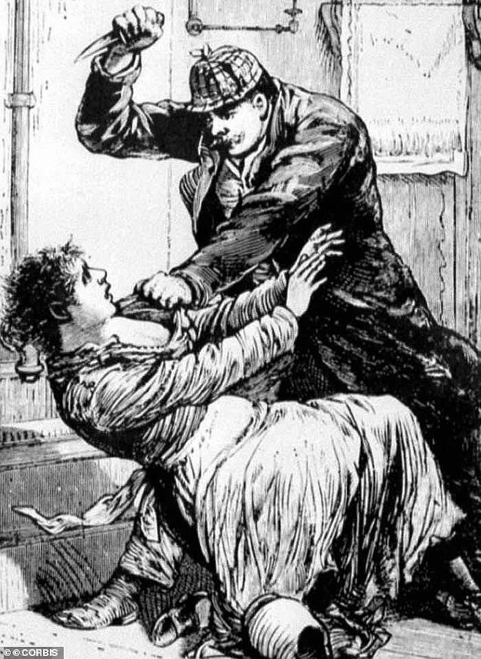 """被害者披肩上发现精液 130年前震惊英国的""""开膛手杰克""""竟是23岁波兰裔理发师"""