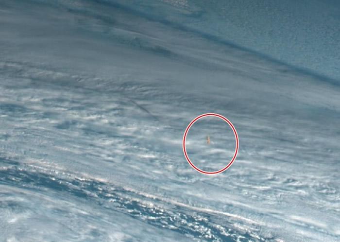 去年12月18日一颗小行星进入地球大气层并发生猛烈爆炸