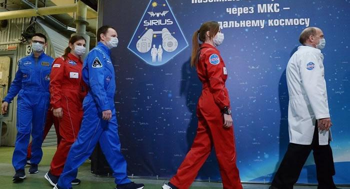 俄美两国航天机构计划继续开展合作