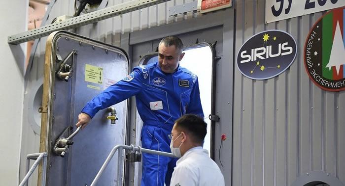 """欧洲航天局也将参与俄美""""天狼星""""(SIRIUS)模拟登月实验项目"""