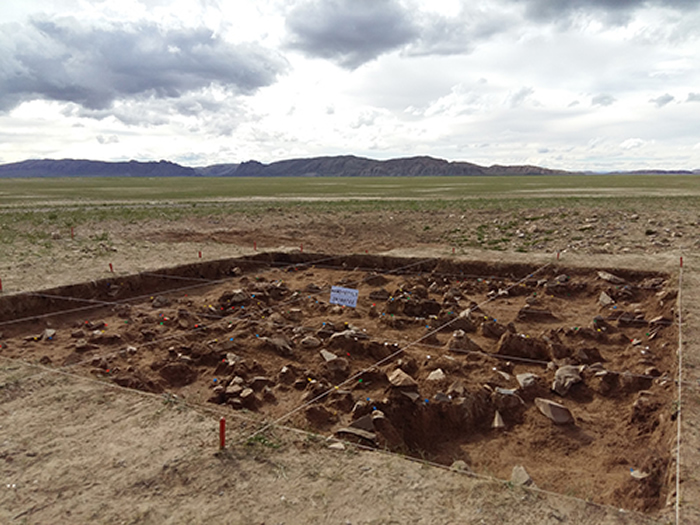 发现西藏尼阿底古人类活动遗址 将人类首次登上青藏高原的历史推前到4万年