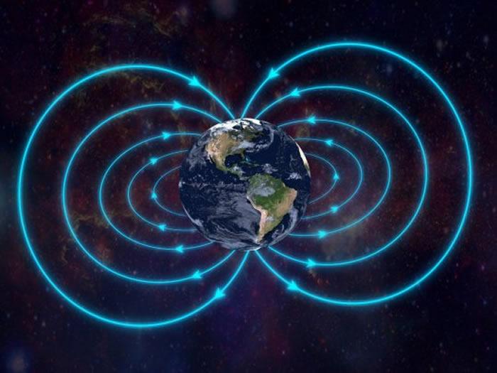 《eNeuro》杂志:研究发现人类会下意识地感应地球磁场磁力线