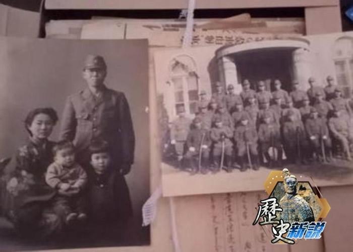 档案存有日军香港细菌研究所成员照片。