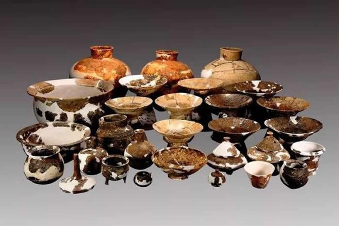 湖北沙洋城河新石器时代遗址