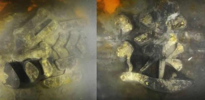 辽宁庄河海域甲午沉舰遗址(经远舰)水下考古调查