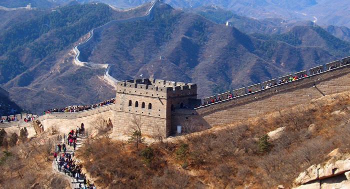 美国CNN电视台发布最佳步行旅游目的地排名:金山岭长城排名第7