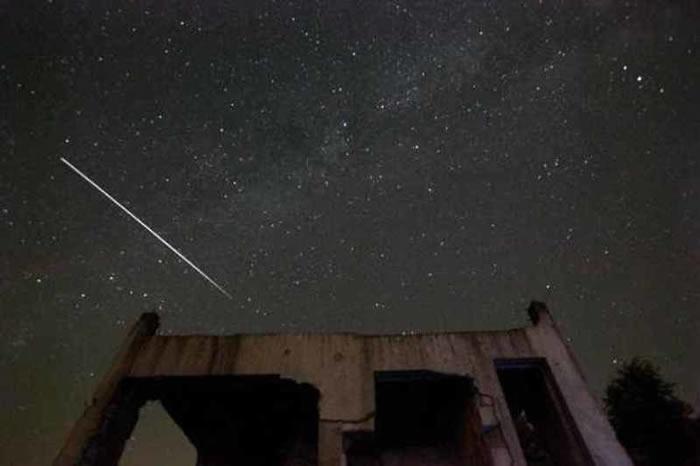 2019年4月23日天琴座流星雨极大期