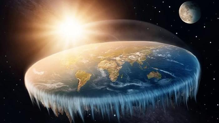 """地平学者要证明""""地球是平面"""" 讽刺的是使用的定位系统却是球面绕行"""