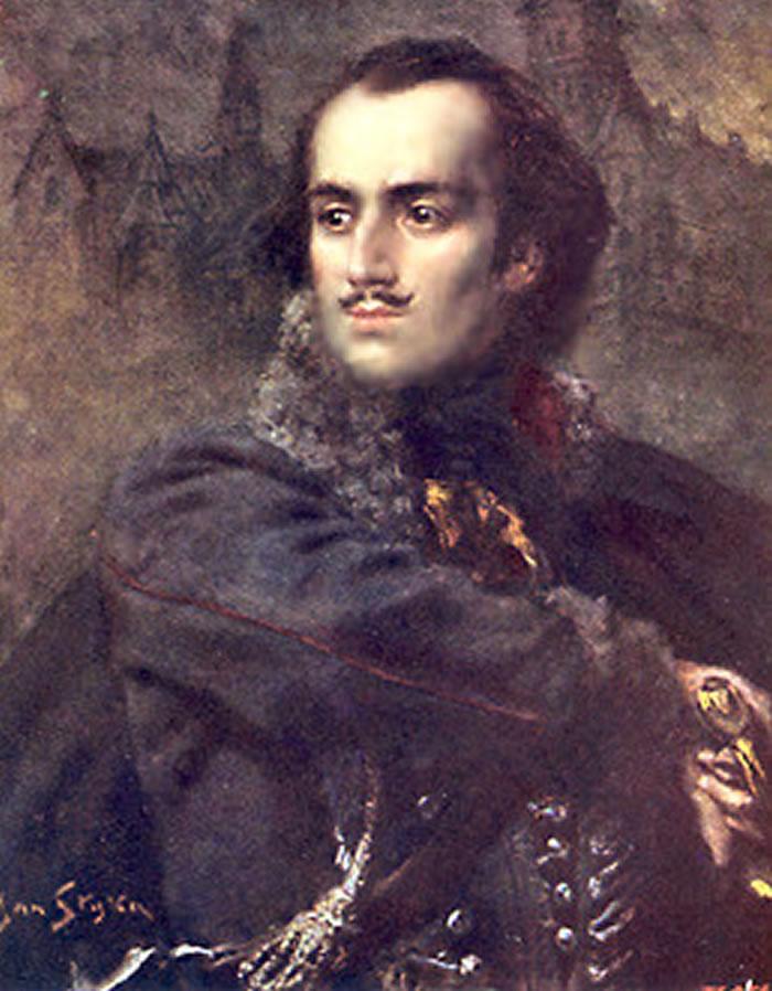 18世纪美国独立战争波兰裔将军普拉斯基(Casimir Pulaski)真实身分可能是名女性