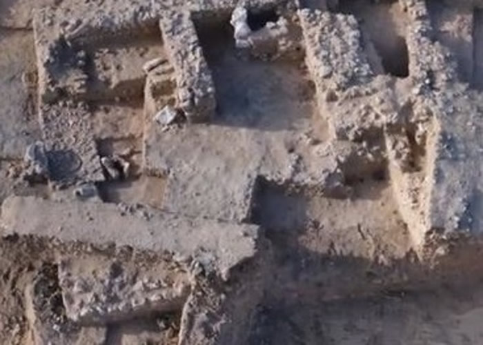 以色列考古学家在内盖夫沙漠挖出第二圣殿时期犹太人遗址 曾用作对抗罗马帝国