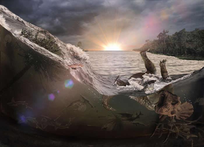恐龙灭绝或因时运不济 哺乳动物则有非常出色的运气