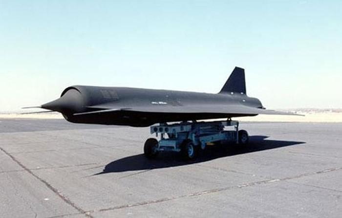 美军曾4度派遣超音速侦察无人机D-21对中国核武计划进行探测 最后一次不慎坠落