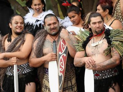 新西兰数百年拥枪历史 17世纪欧洲探险家带来火枪