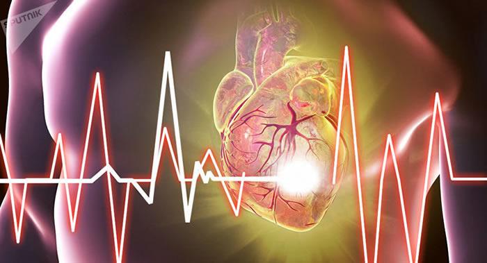 医疗资讯网站MedicalXpress:男性静息时脉搏频率超过75次/分钟意味着有早亡风险