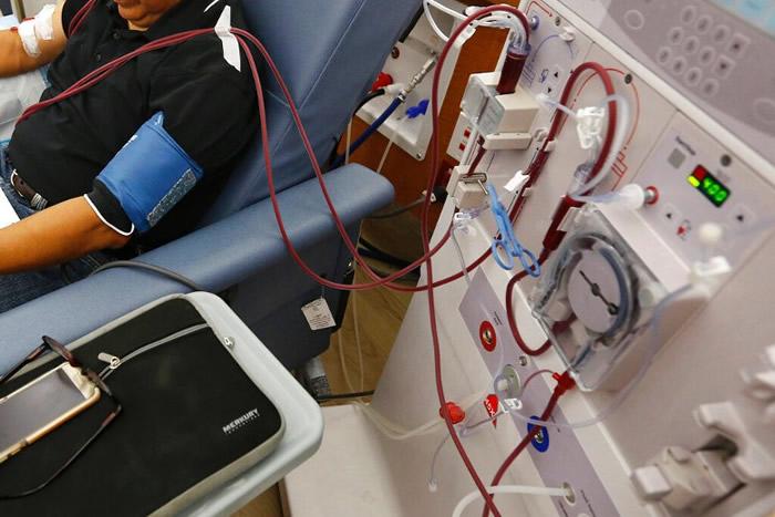 美国药厂一种糖尿药能让患有慢性肾病的2型糖尿病患者减低末期肾衰竭风险