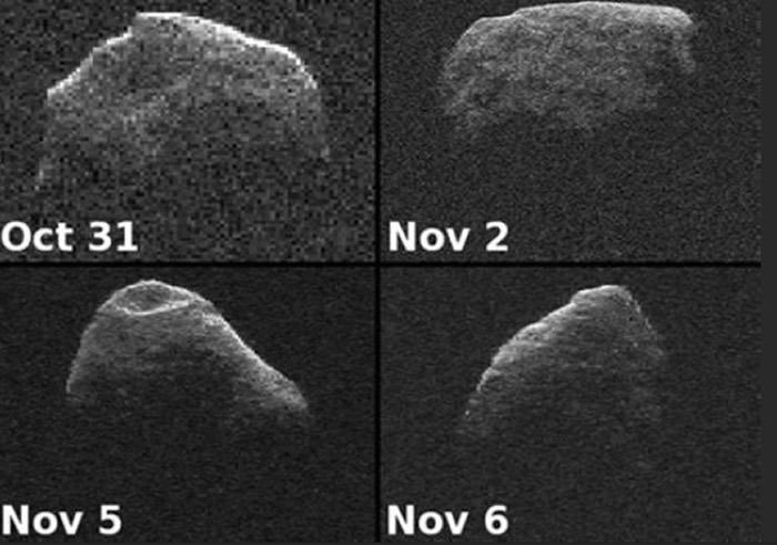 """巨大小行星99942""""死神星Apophis""""朝地球飞来 2029年4月13日到达"""