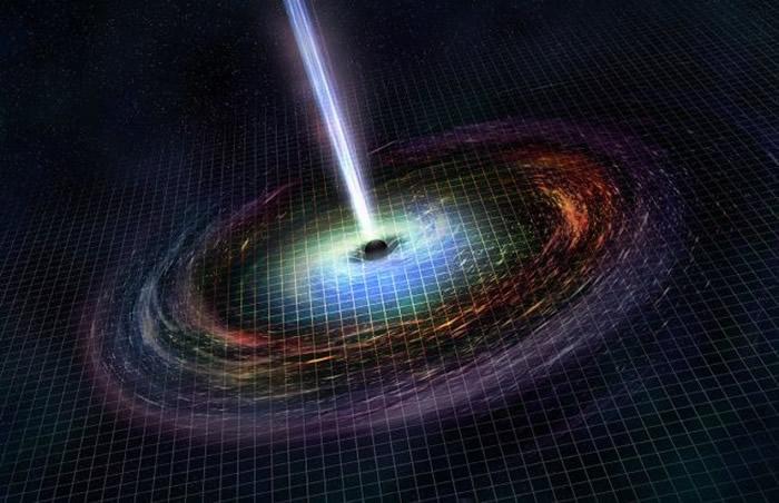 天文学家首次探测到黑洞与中子星碰撞产生的引力波信号