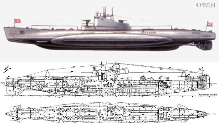 """芬兰湾附近发现苏联Sh-302""""鲈鱼""""号潜艇 1942年被水雷炸沉"""