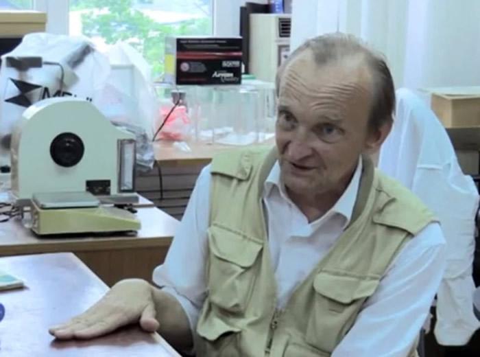 俄罗斯克拉斯诺乌拉尔斯克发现透明青蛙以为新物种 研究后才发现原来...