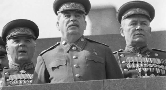 俄罗斯历史学家批评俄东正教会呼吁不要将伟大卫国战争胜利归功于斯大林