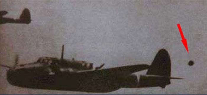 机师频繁在空中遭遇球状不明飞行物 促美国海军正视UFO报告