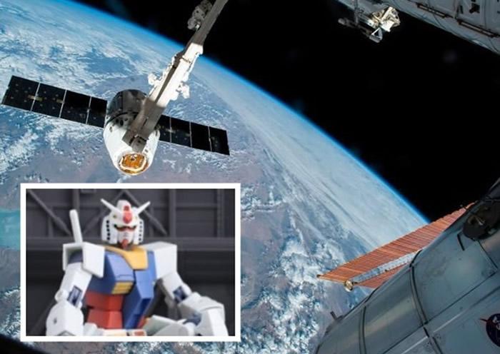 为2020日本东京奥运打气 奥委会将送《机动战士高达》模型上太空
