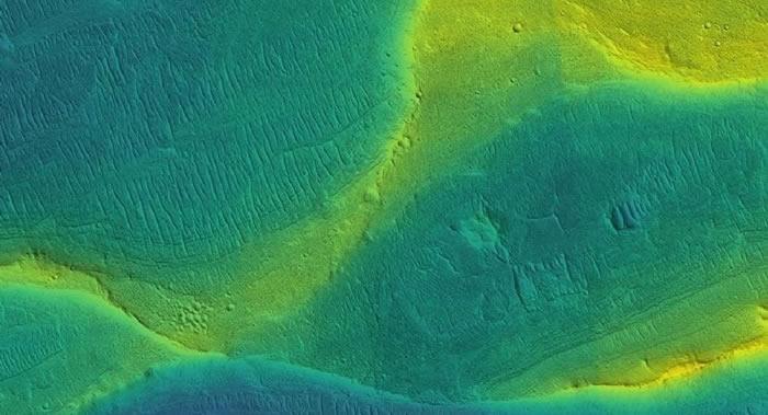 科学家建立的计算机模型解释为何火星与地球不同 失去了大部分的水