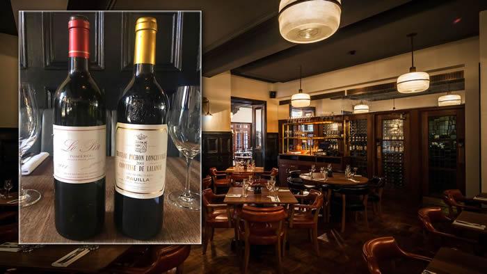英国高级餐厅女服务生误把价值4500英镑红酒便宜卖 宽容老板没有责备她反给予安慰