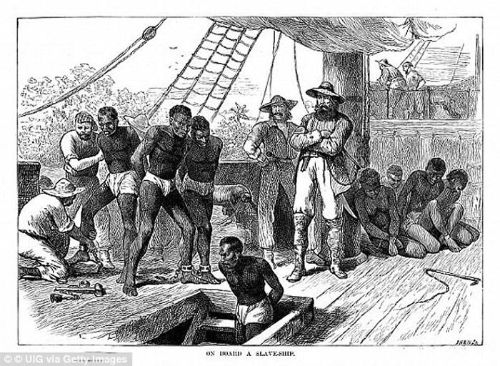 """美国阿拉巴马州莫比尔河底找到最后一艘""""奴隶船""""克罗蒂德残骸 沉睡159年"""