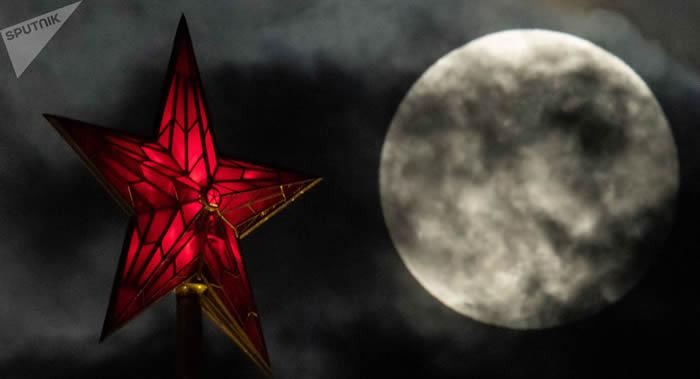 俄罗斯计划2030年完成载人登月